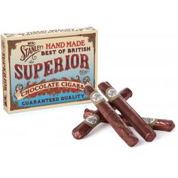 Mr Stanleys Old Chocolate Cigars - 80g