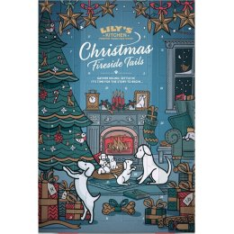 Lilys Kitchen Advent Calendar for Dogs - 122g
