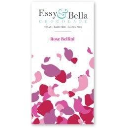 Essy & Bella Rose Bellini Dairy Free Chocolate Bar - 100g
