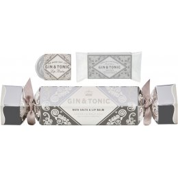 The Bath House Gin & Tonic Cracker Gift Set