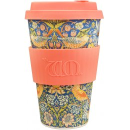 William Morris Organic Bamboo Coffee Cup - Thief
