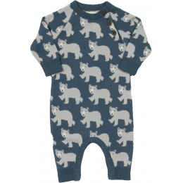 Kite Polar Bear Romper