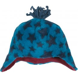 Kite Star Fleece Hat - Blue