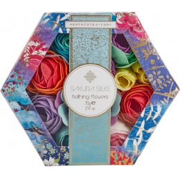 Sakura Silks Bathing Flowers - 70g