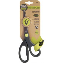 Onyx & Green Corn Plastic Scissors