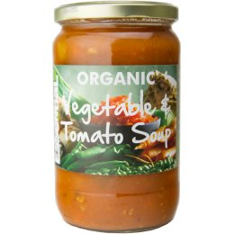 Essential Trading Vegetable & Tomato Soup - 680g