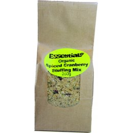 Essential Trading Spiced Cranberry Stuffing Mix - 250g