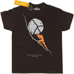 All Riot Myth of Sisyphus T-Shirt