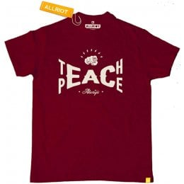 All Riot Teach Peace T-Shirt