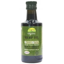 Granovita Organic Hemp Oil - 260ml