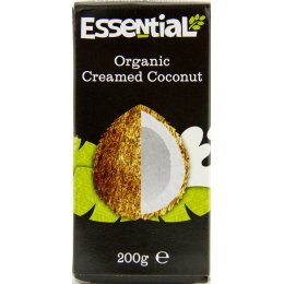 Essential Trading Creamed Coconut - 200g