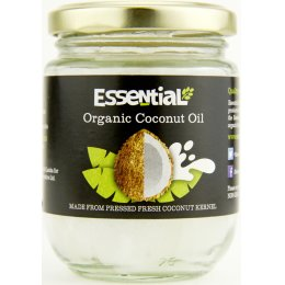 Essential Trading Virgin Coconut Oil - Raw - 210ml