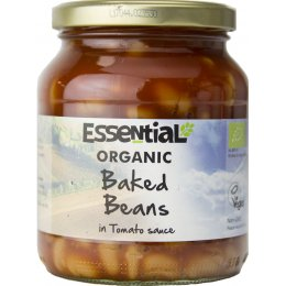 Essential Trading Baked Beans in Tomato Sauce - 350g