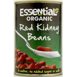 Essential Trading Red Kidney Beans - 400g