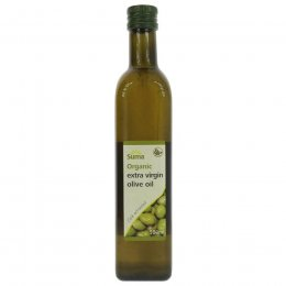Suma Organic Extra Virgin Olive Oil - 500ml