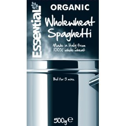 Essential Trading Wholewheat Spaghetti - 500g