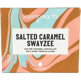 Loving Earth Salted Caramel Swayzee Chocolate - 45g