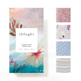 Thought Womens Summer Vibe Sock Gift Box