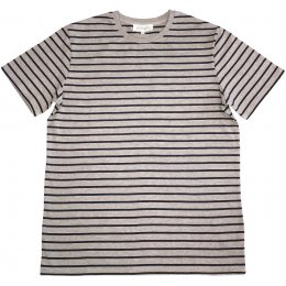 Thought Organic Cotton Striped Bizu T-Shirt