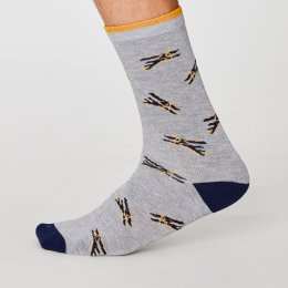 Thought Mens Bamboo Aero Socks