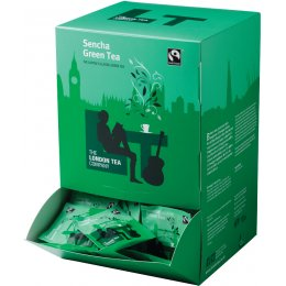 London Tea Company Fairtrade Sencha Green Tea - 250 bags