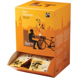 London Tea Company Fairtrade Pure Camomile Tea - 250 bags