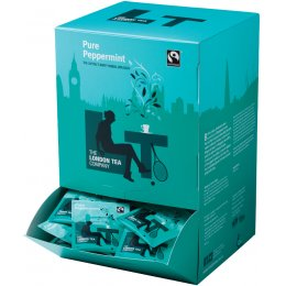 London Tea Company Fairtrade Pure Peppermint Tea - 250 bags