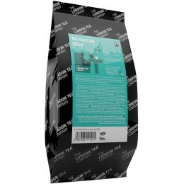London Tea Company Fairtrade Moroccan Mint Pyramid Tea - 50 bags