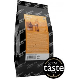 London Tea Company Fairtrade Vanilla Chai Pyramid Tea - 50 bags