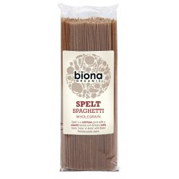 Biona Whole Spelt Organic Spaghetti - 500g