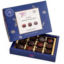 Enjoy Raw Chocolate Vegan Artisan Collection - Box of 12