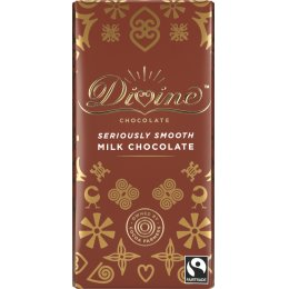 Divine Milk Chocolate - 90g