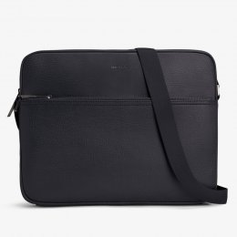 Matt & Nat Coen Vegan Messenger Bag - Ink