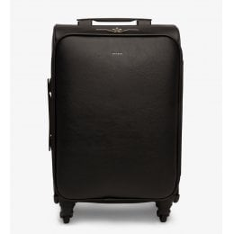 Matt & Nat Coast Vegan Carry On Suitcase - Black
