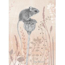 RSPB Magnificent Mouse Charity Card