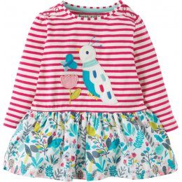 Frugi Hetty Hotch Potch Dress