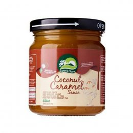 Natures Charm Coconut Caramel Sauce - 200g