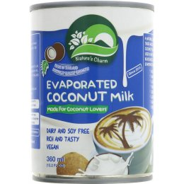 Natures Charm Evaporated Coconut Milk - 360ml