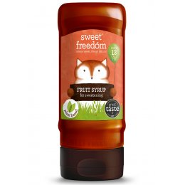 Sweet Freedom Natural Fruit Syrup - 350g
