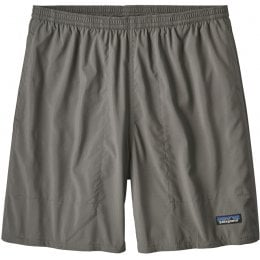 Patagonia Mens Baggies Lights Shorts - Hex Grey