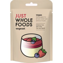 Just Wholefoods VegeSet - 25g