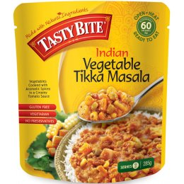 Tasty Bite Indian Vegetable Tikka Masala - 285g