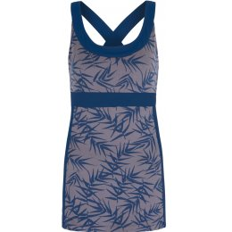 Asquith Bamboo & Organic Cotton Shape Me Vest - Bamboo Print