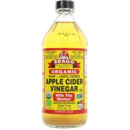 Bragg Apple Cider Vinegar with Mother - 474ml