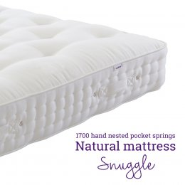 Natural Mattress - Snuggle Double