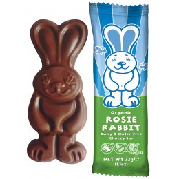 Moo Free Organic Rosie Rabbit Bar - 32g