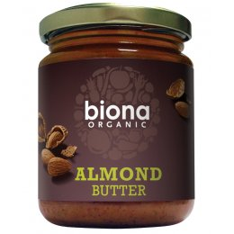 Biona Almond Butter - 170g