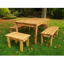 Eight Seater Table Set - HB111