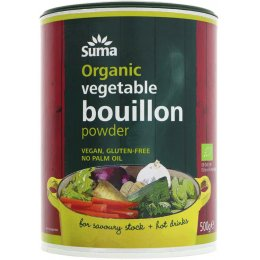 Suma Organic Vegetable Bouillon Powder - 500g