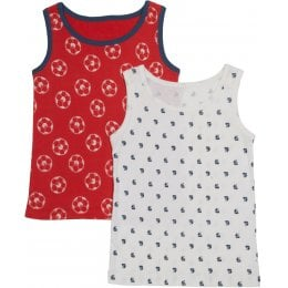 Kite Boat & Football Vests - Pack of 2
